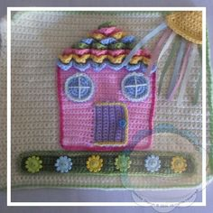 The Front Yard VIEW INTRODUCTION AND LINK PAGE HERE! The Page: SKILL LEVEL: Easy: Basic stitches, no shaping SIZE: Page Size – 27 cm (length) x 33 cm (width) MATERIALS: Yarns: -50 grams of …