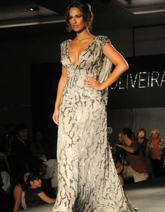 by Micaela Oliveira Secret And Whisper, Award Show Dresses, Evening Dresses, Formal Dresses, Portuguese, Fashion Designers, Ready To Wear, Awards, Glamour