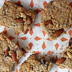 Save money by baking up a batch of energy bars to start off your morning. These low-sugar oatmeal banana bites are a great way to fuel in the morning!