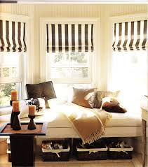 https://www.google.com/search?q=dining room bay window roman shades