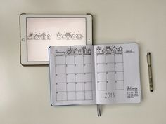 My January monthly planner is almost ready. Did you get your ready?