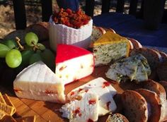 Gretchen Gol of The Simple Farm in Scottsdale Makes Cheese