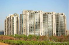 DLF The Crest offers luxury filled 3 and 4 BHK apartments in Gurgaon at Sector 54. The project is designed by renowned architect Hafeez Contractor.