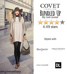 Bundled Up @covetfashion #covet #covetfashion #covetfashionapp #fashion #covetfall2015 #fall2015 #womensfashion #bundledup #Frye #DL1961 #ZynniCashmere #Oryany #AshleyPittman #EricJavits