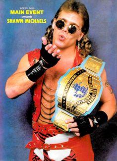 Dx Wwe, Wwe Shawn Michaels, The Heartbreak Kid, Wwe Action Figures, Wwe Champions, Wrestling Divas, Biker Leather, Professional Wrestling, Wwe Superstars
