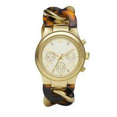Relógio bracelete com mostrador redondo | Relógios | | TriClick por R$49,40