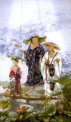 Ji Shuwen art