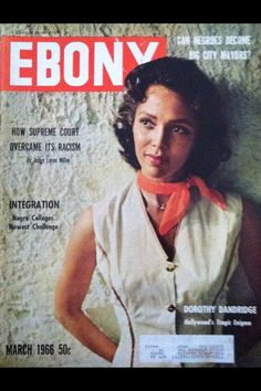 """Vintage Ebony Magazine African American Advertisements by idYou, $18.00. """"How Supreme Court Overcame Racism."""""""