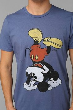 Urban Outfitters Has the Best Vintage Mickey Tees | Disney Style