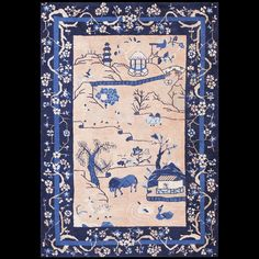 Search Rugs Online   Antique Chinese Rugs Online by Rahmanan Antique And Decorative Rugs