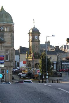 INTO GREAT HARWOOD, LANCASHIRE