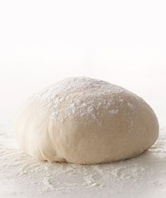This dough from Giada De Laurentiis is easy to handle and will give you a crispy crust that's also tender. Pizza Recipes, Bread Recipes, No Knead Pizza Dough, Pizza Soup, Dinners To Make, Best Italian Recipes, Recipe Instructions, Good Pizza, Outdoor Kitchens