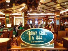 La mia crociera inaugurale a bordo di Majestic Princess Princess Cruises, What You See, Broadway Shows