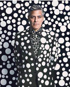 """17.2k Likes, 108 Comments - W magazine (@wmag) on Instagram: """"#YayoiKusama has covered everything from steel pumpkins to #GeorgeClooney in polka dots. The…"""""""