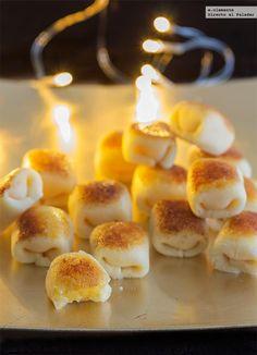 Glorias de yema, receta de navidad:http://www.directoalpaladar.com/postres/glorias-de-yema-receta-de-navidad