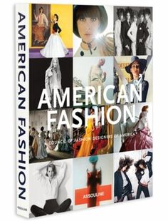 American Fashion Designers by Absolution