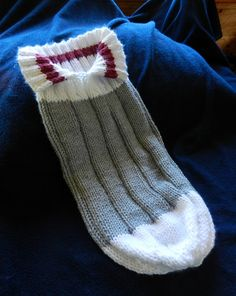 Ravelry: Work Sock Baby Snuggler pattern by Shelley Hilton - free pattern - bulky weight