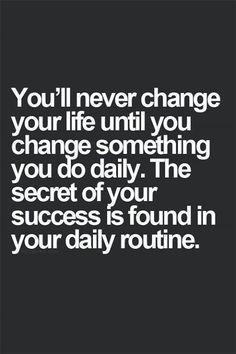 Choose active change habits love it #5x50chal #progress