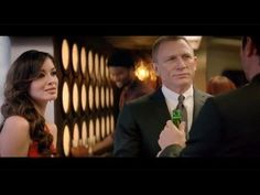 Skyfall James Bond 007   Crack the Case Heineken spot (2012) Daniel Craig