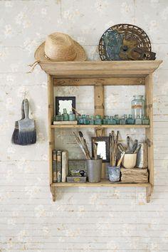 Art Supplies  - CountryLiving.com