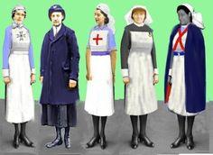 Old Nurses Uniform 54