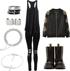 """Outfit inspired by: Taeyang in Bigbang's in """"Loser"""" MV"""