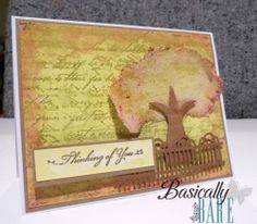 Thinking of you Card by steph ackerman