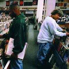 DJ Shadow - Entroducing, the best Industrial Hip Hop Album ever. Dj Shadow, Cool Album Covers, Music Album Covers, Music Albums, The Velvet Underground, Storm Thorgerson, Trevor Jackson, Straight Outta Compton, Peter Blake