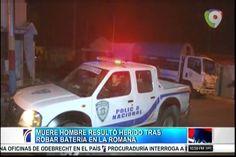 Muere Hombre Que Resultó Herido Tras Robar Batería En La Romana