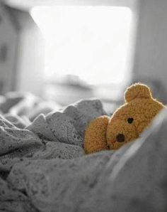 Sweet dreams, little bear...❤️