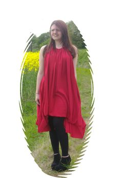 Multiwear Infinity dress by AriadnesCloset on Etsy, $64.50