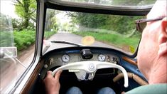 Microcar Movie - ride in a Messerschmitt (HD) Mike Webster, Microcar, Back Seat, Fun Facts, Fascinating Facts, Movies, Films, Cinema, Movie
