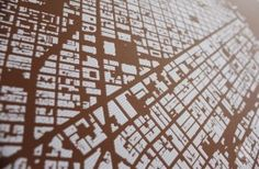 Interview with CityFabric Founder – Matt Tomasulo    CityFabric is a company that creates captivating designs using imagery inspired from spatial data representing the places where we live. The mastermind of CityFabric, Matt Tomasulo, was kind enough to grant me an interview that explains a little bit about the company and what he hopes to achieve.