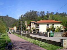 Barrio en Vía Verde del Pas