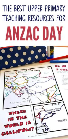This great range of Anzac Day activities and printables have been designed especially for Australian and New Zealand upper primary students. The seven activities included in the pack are: Mini-Unit Title Page Interactive Activities, Writing Activities, Teaching Resources, Teaching Ideas, Science Tools Foldable, Anzac Day Australia, Cool Science Fair Projects, Australian Curriculum, Lessons For Kids