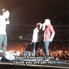 And of course Harry wants Liam naked all the time because he is per-fect!