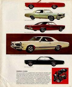 1967 Pontiac Tempests