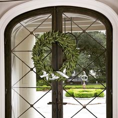 Gorgeous design for French doors