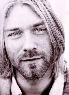 Kurt Cobain (1967-1994). Gone too soon.