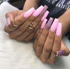 Great Coffin Nails Ideas for You 2020 - Nail Designs Coffin Nails, Acrylic Nails, Acrylics, Pretty Nail Designs, Fall Nail Designs, Fabulous Nails, Gorgeous Nails, Trendy Nails, Cute Nails