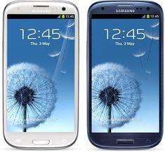 Samsung Galaxy S3 tech