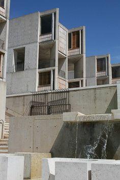 Salk Institute - La Jolla - Louis Kahn