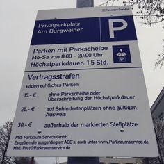 Kommerzielle Knöllchenjäger auf Kunden-Parkplätzen von Aldi und Co.