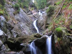 Via ferrata 1 - Majtán Robo Waterfall, Outdoor, Outdoors, Waterfalls, Outdoor Games, The Great Outdoors