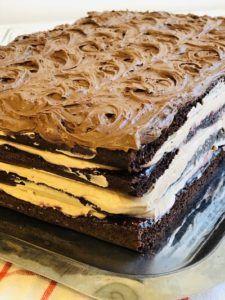 Tort de ciocolată cu zmeură și mascarpone – Chef Nicolaie Tomescu Romanian Desserts, Romanian Food, Dessert Drinks, Dessert Recipes, Focaccia Bread Recipe, Torte Recepti, Novelty Cakes, Pastry Cake, Something Sweet