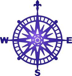Cheery Lynn Designs - Ship's Compass - B395, $7.95 (http://www.cheerylynndesigns.com/ships-compass-b395/)