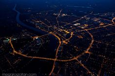 hello szeged - suncity at night. Where The Heart Is, Airplane View, Travel Inspiration, Night, Places, Photography, Doors, Google, Pretty
