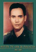 gambar-foto pahlawan Revolusi, Mayjend ANM. DI. Panjaitan
