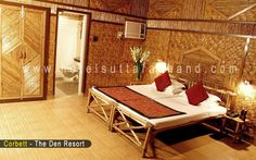 The Den Resort - Jim Corbett Park Get Best Deals on Hotels Resorts Booking in Jim Corbett National Park, Jim Corbett Hotels, Jim Corbett Resorts, Corbett National Park, Hotels Resorts http://www.hotelsuttarakhand.com/resorts-hotels-corbett-park.htm