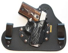 """Remora Holster's """"The Original No-Clip, Non-Slip Concealment Product"""" IWB Inside the waistband / pocket holster. Concealed carry holsters MADE IN THE USA! Pocket Holster, Iwb Holster, Concealed Carry Holsters, Product Information, Hand Guns, Carry On, The Originals, Mini, Armour"""